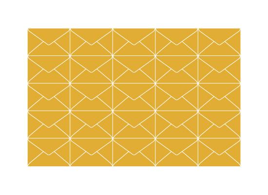 art prints - Envelopes by Kate Johnson