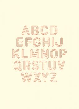 Implausible Alphabet