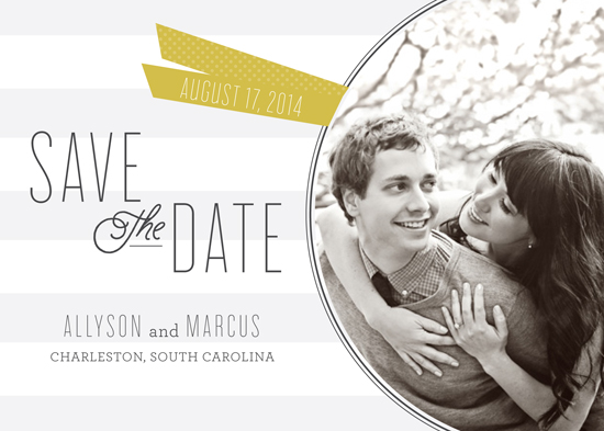 save the date cards - Simply Tabbed by Jessica Williams