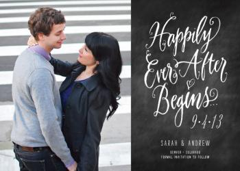 Happily Every After Begins