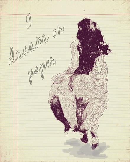 art prints - Dream On... by Hilka Zimmerman