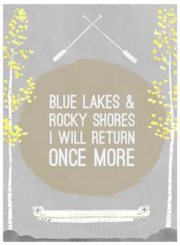 Canoe Song