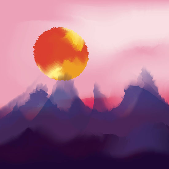 art prints - Sunrise by Harshada