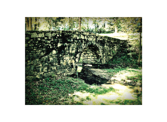 art prints - Stone Bridge by Shannon Mayhew