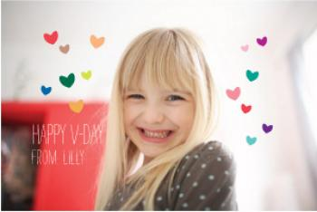 Tiny Hearts Valentine
