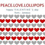 Peace Love Lollipops by Elite Party Creations