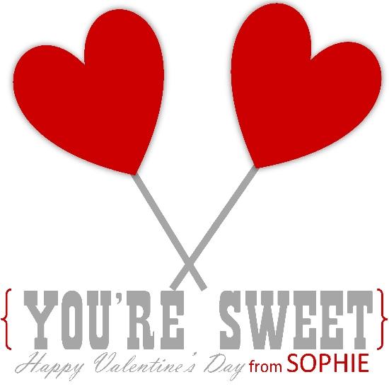 valentine's cards - Sweet Lolli's by Elite Party Creations