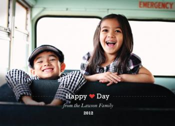 Happy Love Day Simple and Cute