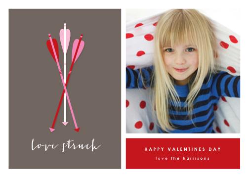 valentine's cards - Love struck by Stacey Meacham