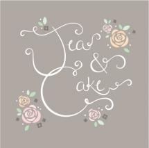 Tea & Cake by Lynn and Lou Paper Co