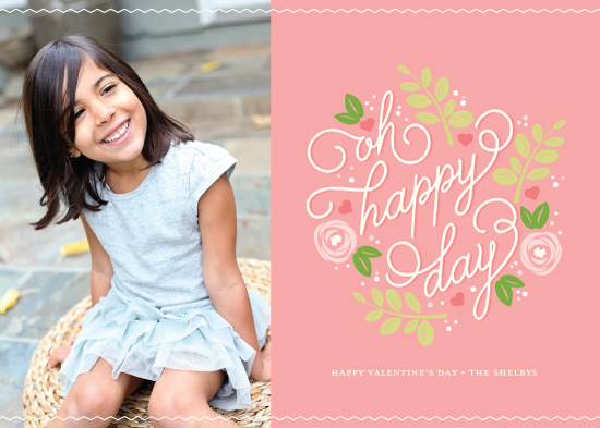 valentine's cards - Happy Botanicals by Jessica Williams