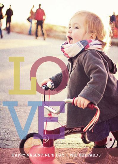 valentine's cards - love me do by Matt Scauzillo