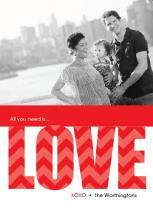 Modern LOVE by Tami Warrington