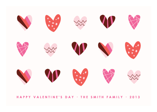 valentine's cards - Heart Party by Shari Margolin
