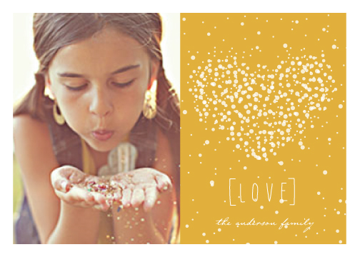 valentine's cards - stardust by Guess What Design Studio