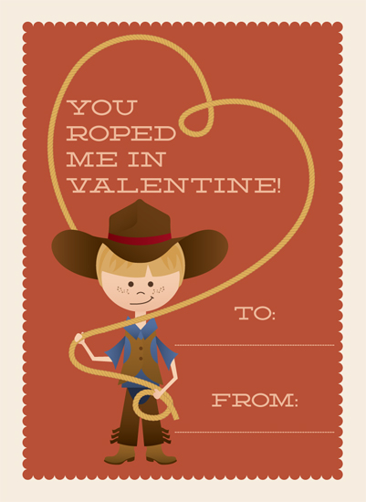 valentine's cards - Roped In by We Say Things