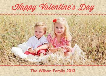 Cheerful Valentine's Day