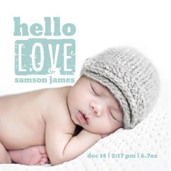 Hello Little Love