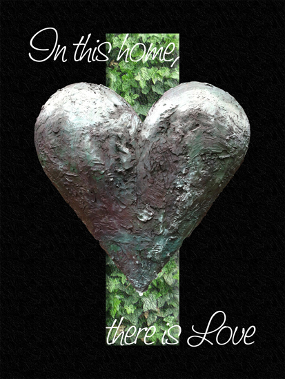 art prints - Heart and Ivy by Kathlyn Starbuck