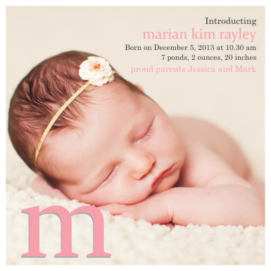 birth announcements - Hello Baby... by Shaz