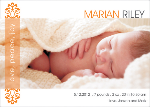 birth announcements - Baby Bliss  by Shaz