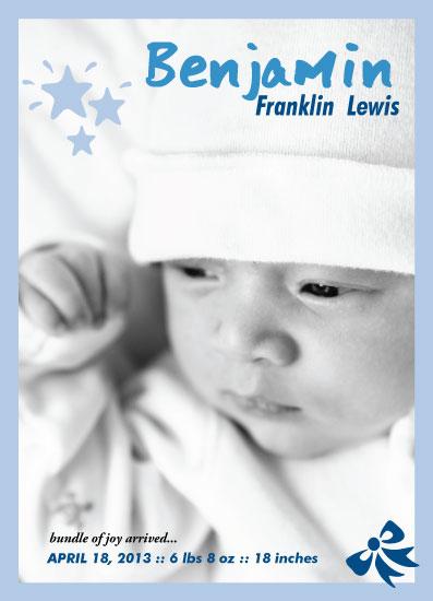 birth announcements - Bundle of Joy by MediaKreations