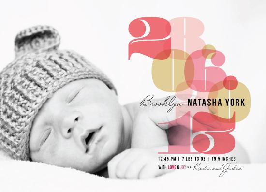 birth announcements - Peek A Boo by fatfatin
