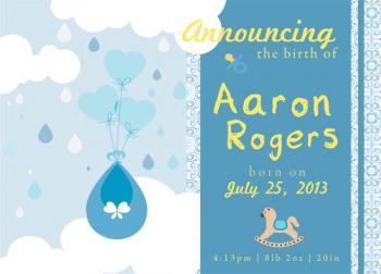 Raining Babies
