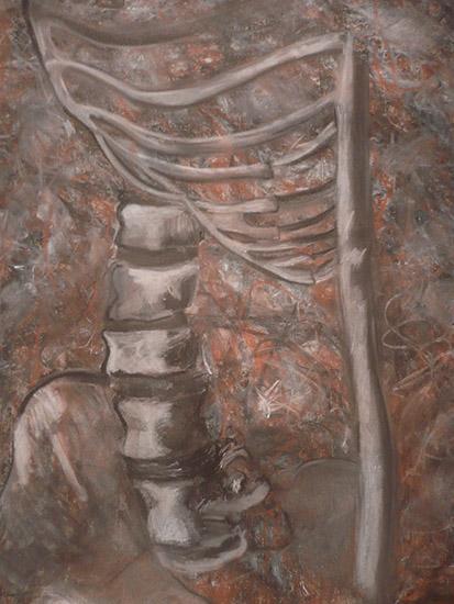 art prints - Inside you and me by Sarah Langdon
