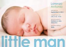 little man by Lidia Varesco Design