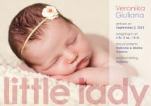 little lady by Lidia Varesco Design
