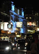 London Nights by Melodi Bowser