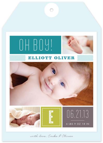 birth announcements - Modern Album by Jana Volfova