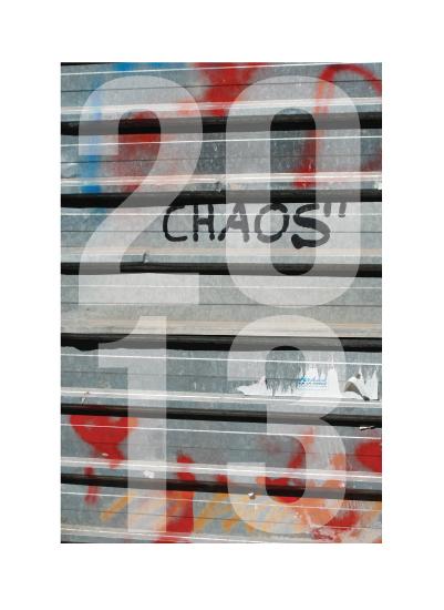 art prints - Chaos by Laura Mitzelfelt