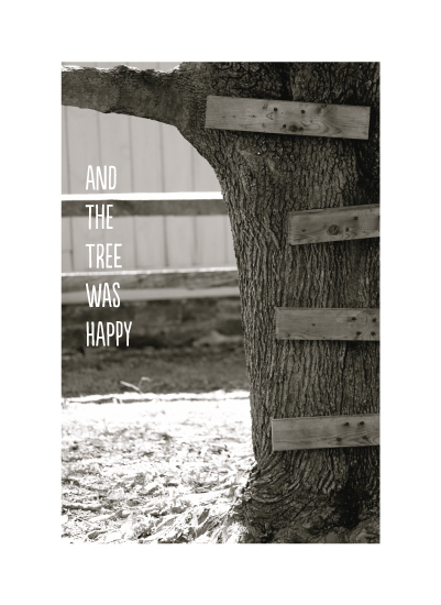 art prints - Giving Tree by Laura Mitzelfelt