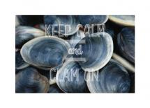 Clam On by Laura Mitzelfelt