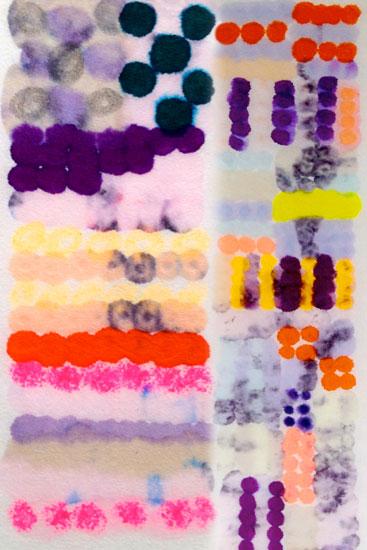 art prints - Let The Dots Connect by Kristi Kohut - HAPI ART AND PATTERN