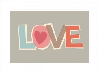 paper cut love