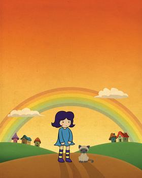 Juja and The Rainbow