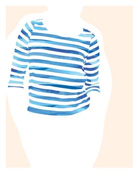 Sorbet Solid and Stripe, Part 1