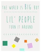 Little People by Cara Call
