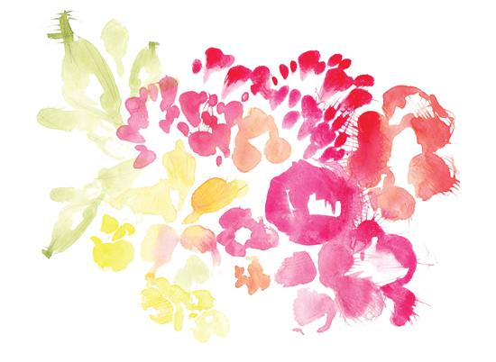 art prints - Fresh Floral by Kelly Ventura