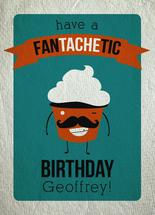 Fan(tache)tic by Josh Malchuk