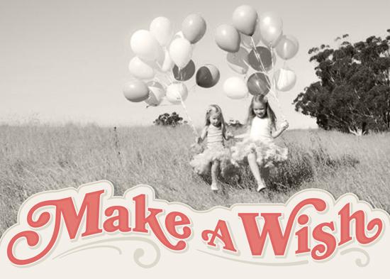greeting card - Wishing by GeekInk Design