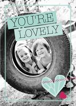You're Lovely by Katherine Tootell