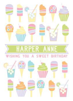 So Sweet Birthday