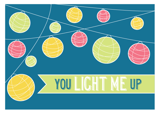 greeting cards - Light Me Up by Pigmints