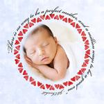 Perfect Mother With Hea... by Suebelle Designs