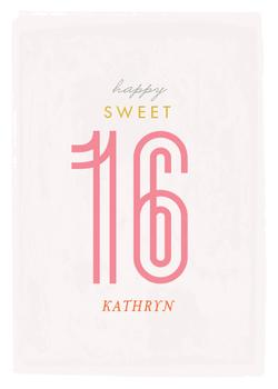 Sweet 16 Dreams