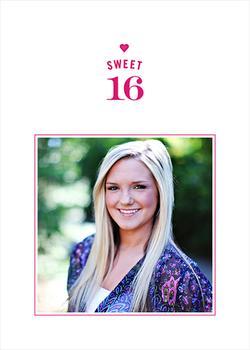 Simple Sweet Sixteen